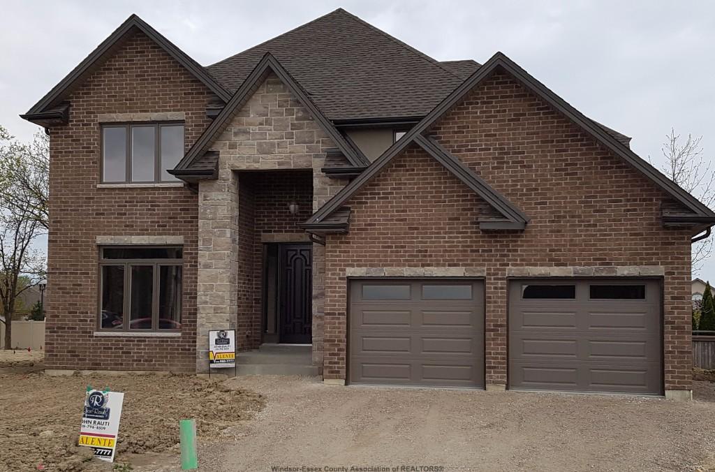 Lakeshore model home
